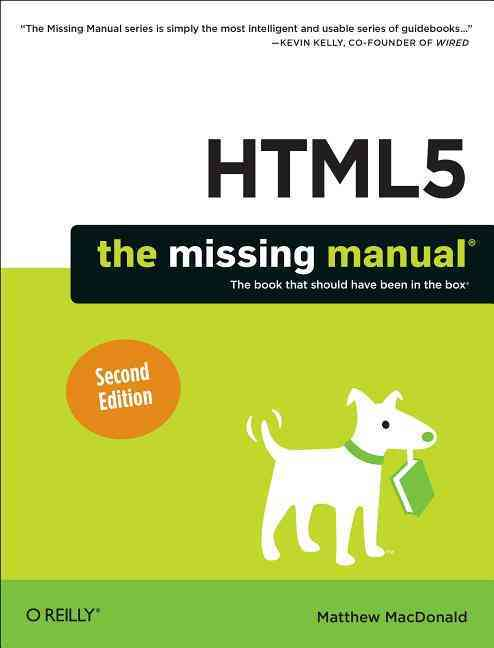 Html5 By MacDonald, Matthew